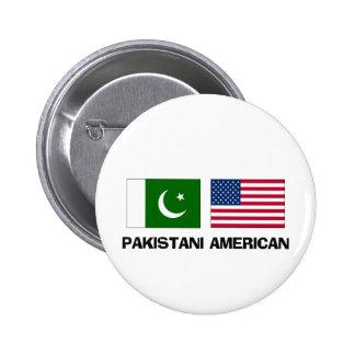 Americano paquistaní pins