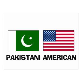 Americano paquistaní postal