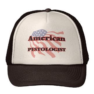 Americano Pestologist Gorro