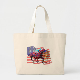 Americano Pharoah 2015 Bolsa De Tela Grande