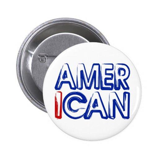 Americano Pins