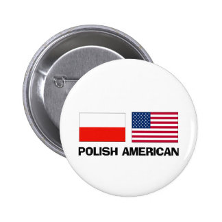Americano polaco pin