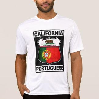 Americano portugués de California Playera
