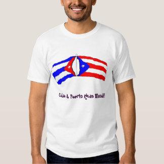 Americano puertorriqueño cubano polera