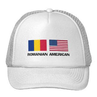 Americano rumano gorra