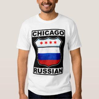 Americano ruso de Chicago Playeras