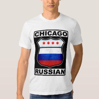 Americano ruso de Chicago Poleras