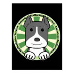 Americano Stafforshire Terrier Postal