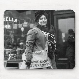 Americano Suffragette, 1910 Alfombrilla De Raton