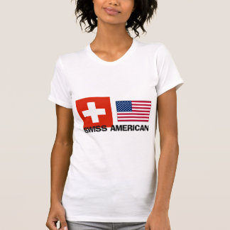Americano suizo playera