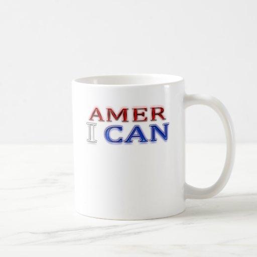 americano taza clásica