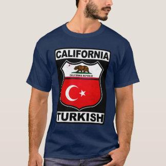 Americano turco de California Playera