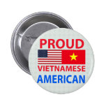 Americano vietnamita orgulloso pins