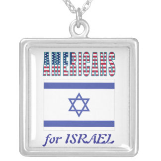 Americanos para el collar de Israel
