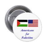 Americanos para Palestina Pins