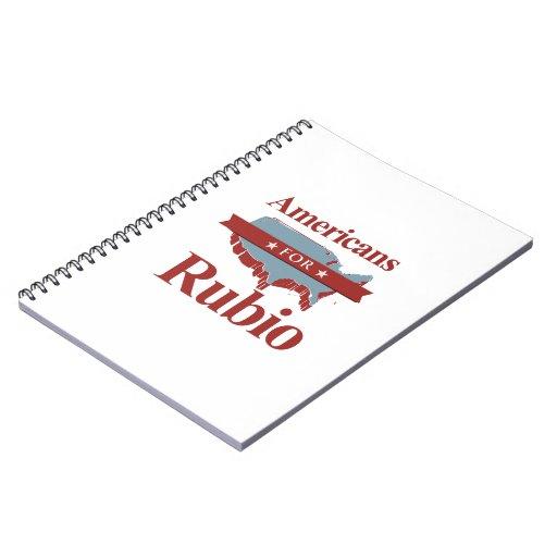 AMERICANOS PARA RUBIO - .PNG LIBROS DE APUNTES CON ESPIRAL