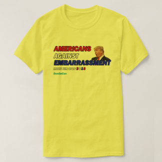 Americans Against Embarrassment T-Shirt