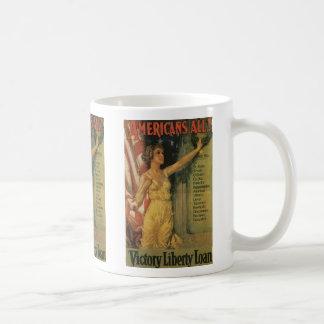 Americans All Coffee Mug