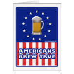 Americans Brew True Greeting Cards