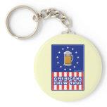 Americans Brew True Keychains