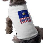 Americans Brew True Wine Pet T Shirt
