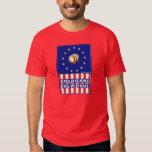Americans Brew True Wine T Shirt