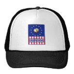 Americans Brew True Wine Trucker Hat