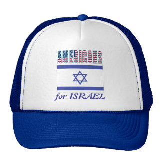 Americans for Israel Hat