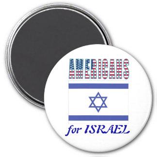 Americans for Israel Magnet