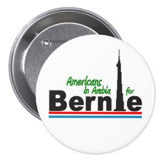 Americans in Arabia for Bernie Pinback Button