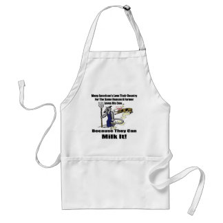 Americans Love Their Country T-shirts Gifts Adult Apron