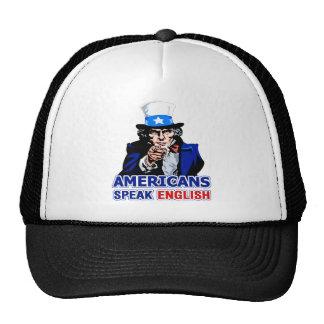 Americans Speak English Hat / Cap