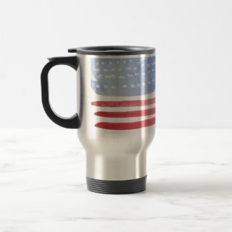 American Flag Travel Mugs and Patriotic Gifts