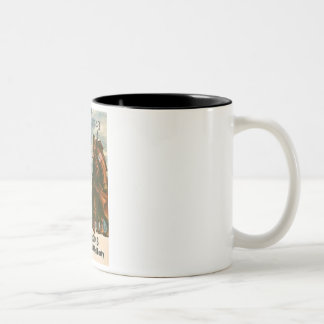 Americans Will Always Fight for Liberty - WWII Coffee Mugs