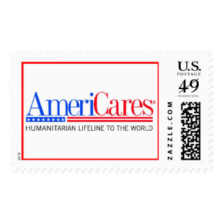AmeriCares Postage Stamps