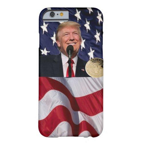 Americas 45th President Trump Phone Case