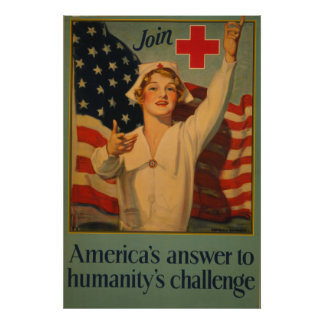 America's answer to humanity's challenge print