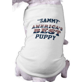 America's Best Puppy Personalized Shirt