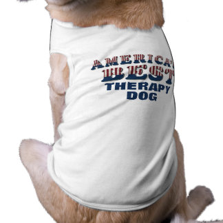 America's Best Therapy Dog T-Shirt