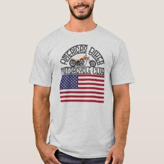 Americas Biker Motorcycle T-Shirt