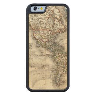 Americas Carved® Maple iPhone 6 Bumper Case