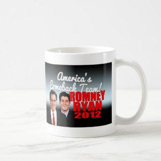 America's Comeback Team Coffee Mug