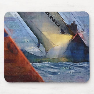 America's Cup, Valencia Spain 2007, Team New Zeala Mouse Pad