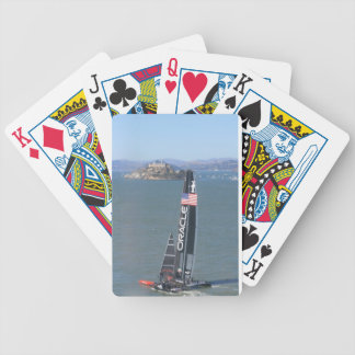 America's Cup Winner Bicycle Playing Cards