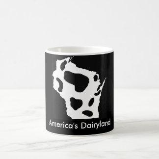 America's Dairyland Coffee Mug