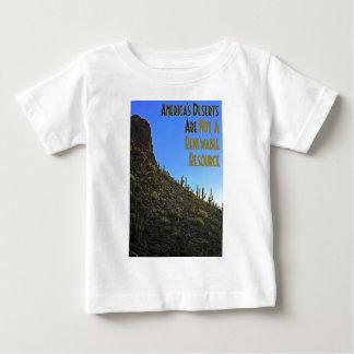 America's Deserts Baby T-Shirt