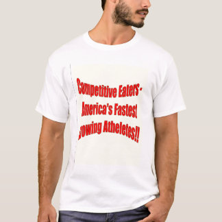 America's Fastest Growing Atheletes T-Shirt