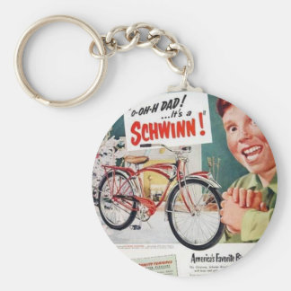 America's Favorite Bicycle Keychain