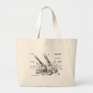 AMERICA'S FINEST LARGE TOTE BAG
