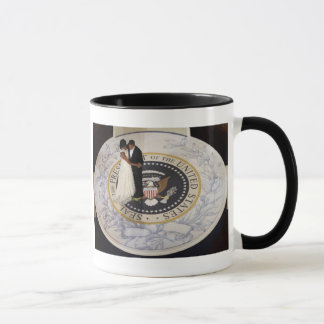 America's FIRST COUPLE, FIRST DANCE 20-01-09 Mug